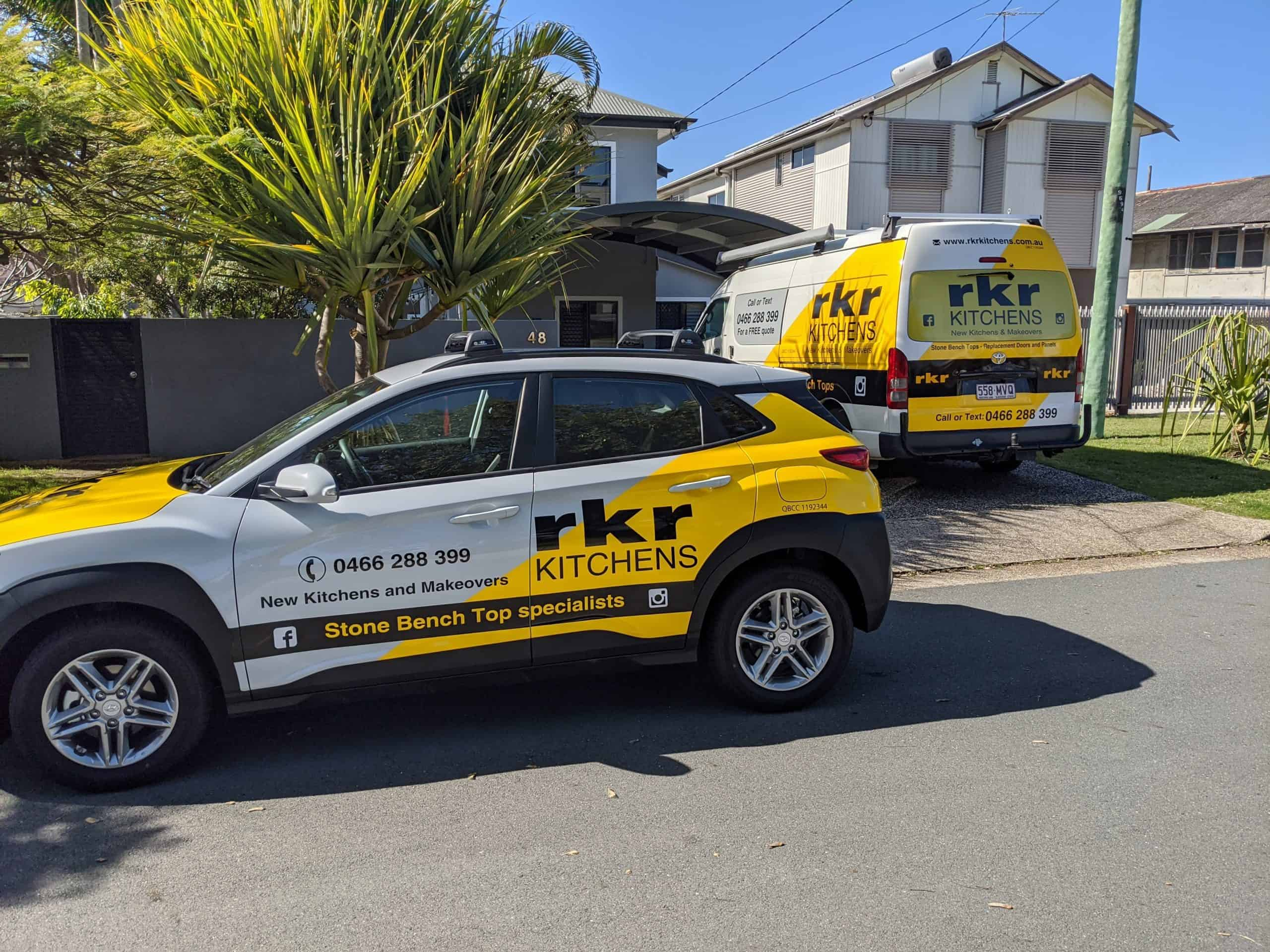About, stone benchtops and kitchens rkr kitchens vehicles