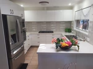 Stone benchtops and kitchens design